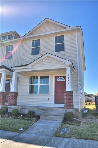 1119 Ransom Way, Nashville, TN 37217 (MLS #1848945) :: Ashley Claire Real Estate - Benchmark Realty