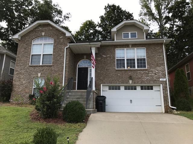 637 Hidden Valley Dr, Clarksville, TN 37040 (MLS #1860160) :: Rae Gleason