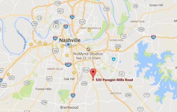 530 Paragon Mills Rd, Nashville, TN 37211 (MLS #1864332) :: The Miles Team | Synergy Realty Network