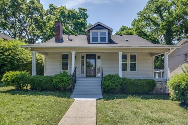 2613 W Kirkwood Ave, Nashville, TN 37204 (MLS #1864954) :: The Miles Team | Synergy Realty Network
