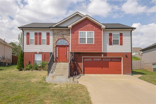 1133 Stillwood Dr, Clarksville, TN 37042 (MLS #1869930) :: Berkshire Hathaway HomeServices Woodmont Realty