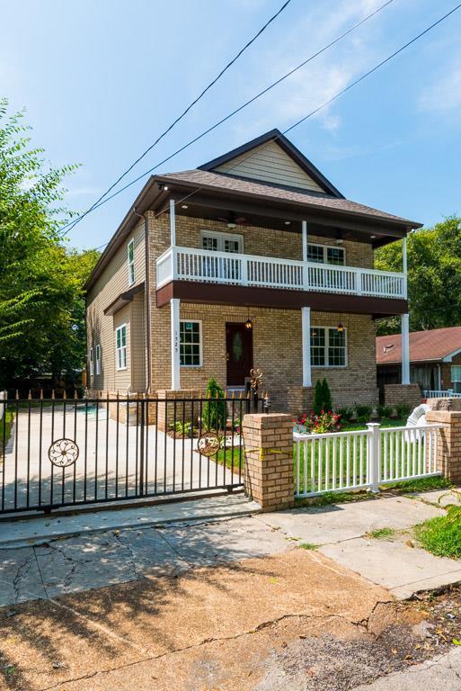1525 12Th Ave N, Nashville, TN 37208 (MLS #1871750) :: The Kelton Group