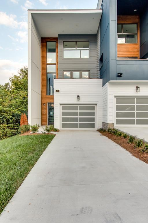 1009 A Southside Ave, Nashville, TN 37203 (MLS #1873838) :: DeSelms Real Estate