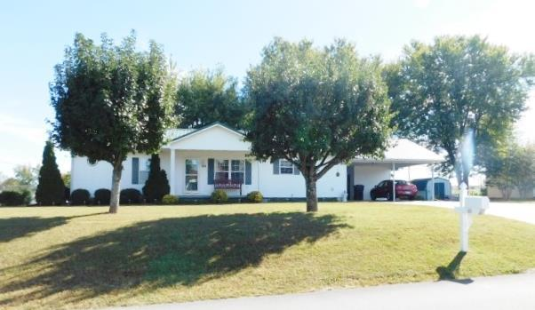 601 Edgefield Dr, Hohenwald, TN 38462 (MLS #1873882) :: NashvilleOnTheMove | Benchmark Realty