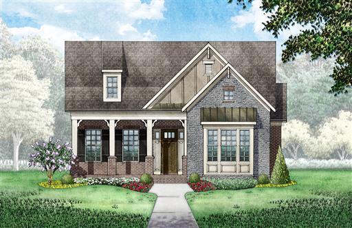 2505 Whitlock Trail (Lot 181), Nolensville, TN 37135 (MLS #1874324) :: DeSelms Real Estate