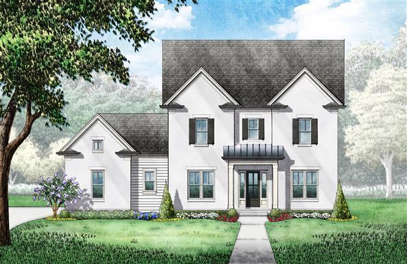 421 Oldenburg Rd. (Lot 2115), Nolensville, TN 37135 (MLS #1874359) :: DeSelms Real Estate