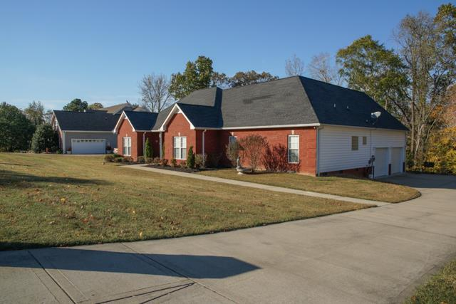 1593 Rembrandt Dr, Clarksville, TN 37040 (MLS #1879964) :: REMAX Elite