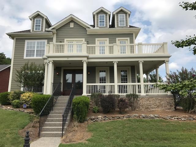 311 Wandering Cir, Franklin, TN 37067 (MLS #1880184) :: John Jones Real Estate LLC