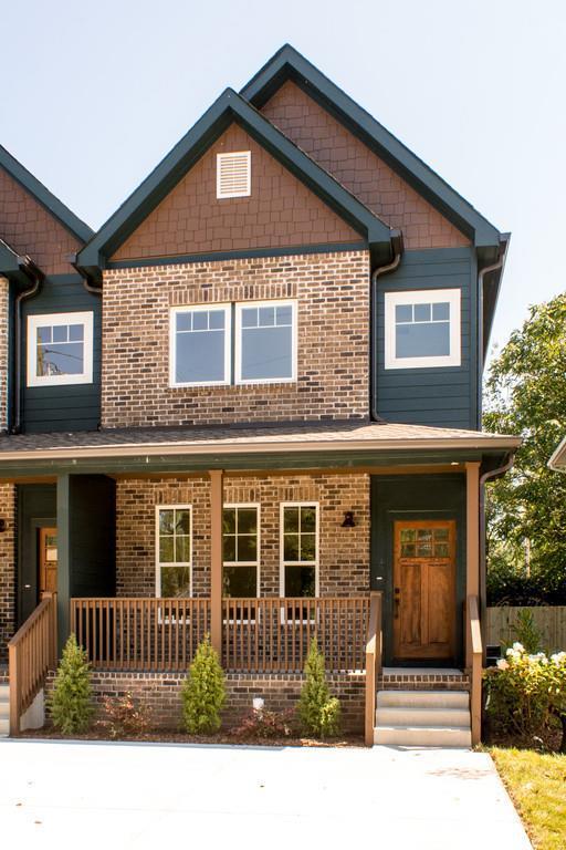 2216 B Wickson Ave, Nashville, TN 37210 (MLS #1881247) :: NashvilleOnTheMove | Benchmark Realty