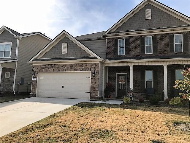 925 Manson Crossing Drive, Murfreesboro, TN 37128 (MLS #1881740) :: Ashley Claire Real Estate - Benchmark Realty