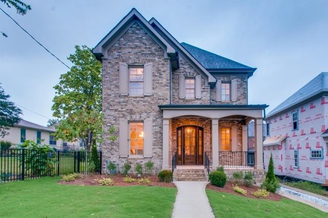 1816 10th Ave S, Nashville, TN 37203 (MLS #1881950) :: NashvilleOnTheMove | Benchmark Realty