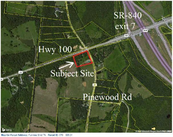 0 Pinewood Rd, Fairview, TN 37062 (MLS #1882596) :: Maples Realty and Auction Co.