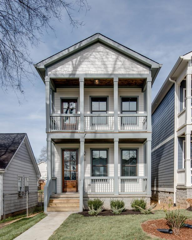 4710 B Michigan Ave, Nashville, TN 37209 (MLS #1882844) :: Keller Williams Realty