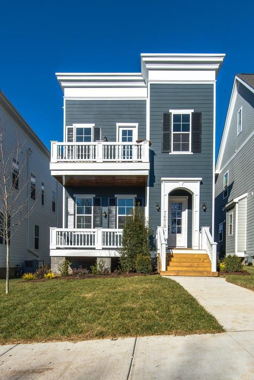 1601 B Eastside Ave, Nashville, TN 37206 (MLS #1886320) :: DeSelms Real Estate