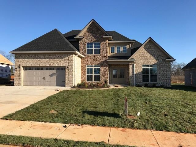 818 Stovers Glen Dr, Murfreesboro, TN 37128 (MLS #1891040) :: CityLiving Group