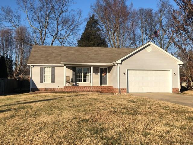 324 Creekview, Hopkinsville, KY 42240 (MLS #1892770) :: NashvilleOnTheMove | Benchmark Realty