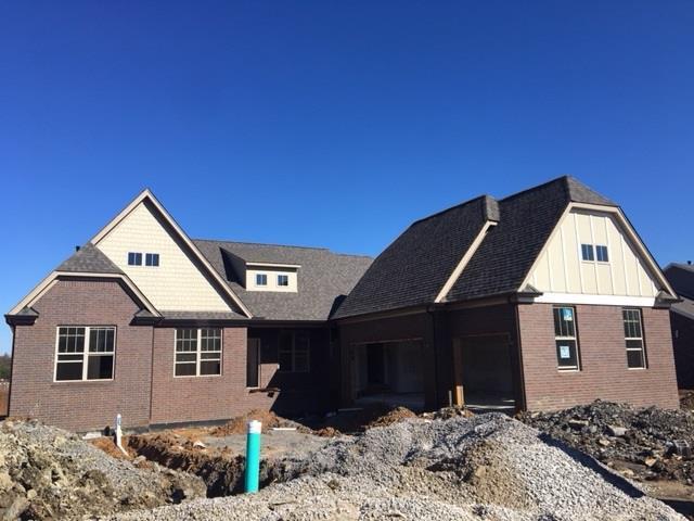 749 Eldon Lane-Lot 151, Nolensville, TN 37135 (MLS #1893634) :: DeSelms Real Estate