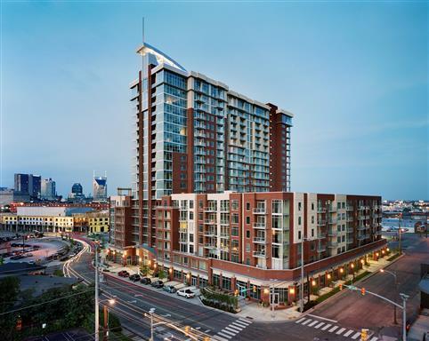600 12Th Ave S Apt 303 #303, Nashville, TN 37203 (MLS #1893749) :: Exit Realty Music City