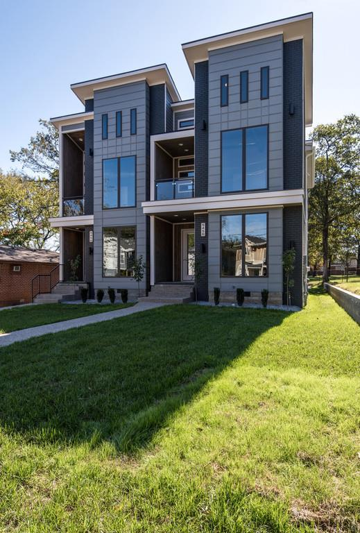 545 A Moore Ave, Nashville, TN 37203 (MLS #1895066) :: Ashley Claire Real Estate - Benchmark Realty