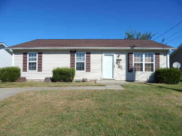 1116 Keith Ave, Oak Grove, KY 42262 (MLS #1896640) :: DeSelms Real Estate