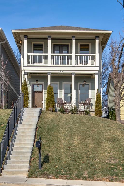 1807 B Sevier St, Nashville, TN 37206 (MLS #1898019) :: DeSelms Real Estate