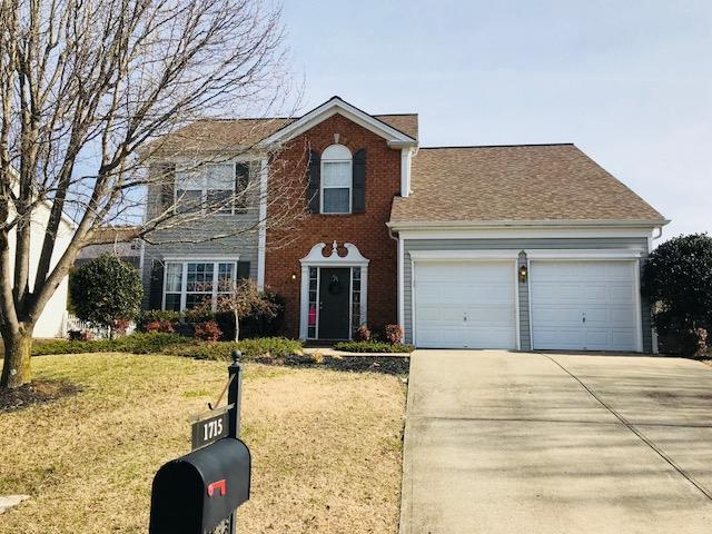 1715 Eagle Trace Dr, Mount Juliet, TN 37122 (MLS #1898376) :: Berkshire Hathaway HomeServices Woodmont Realty