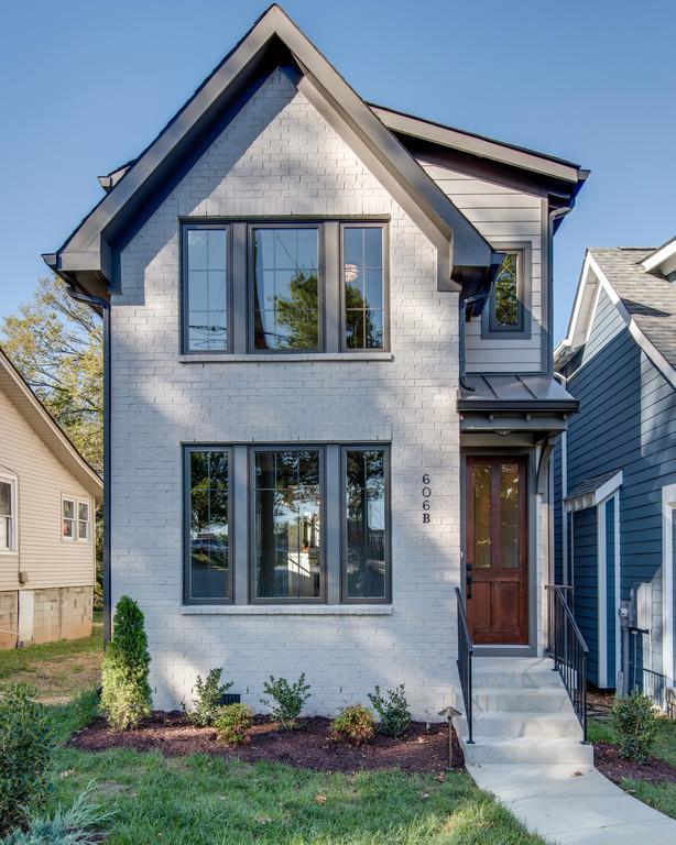 606 B Benton Ave, Nashville, TN 37204 (MLS #1899498) :: CityLiving Group