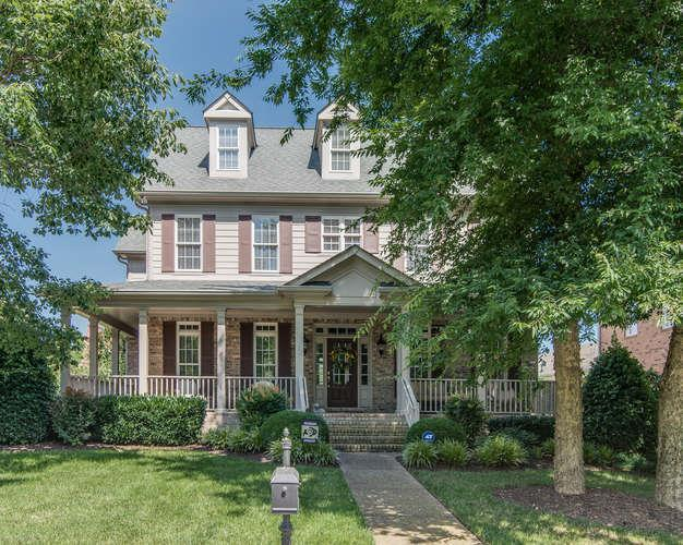 636 Band Dr, Franklin, TN 37064 (MLS #1900813) :: CityLiving Group