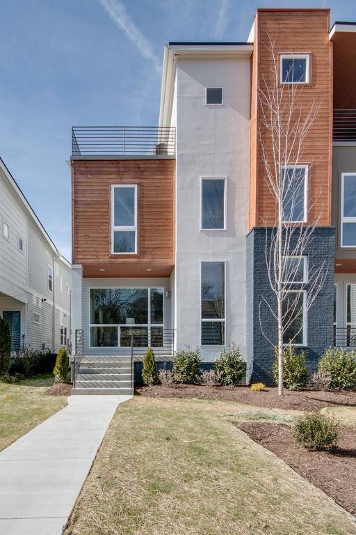 419 B 35Th Ave N, Nashville, TN 37209 (MLS #1901558) :: Ashley Claire Real Estate - Benchmark Realty