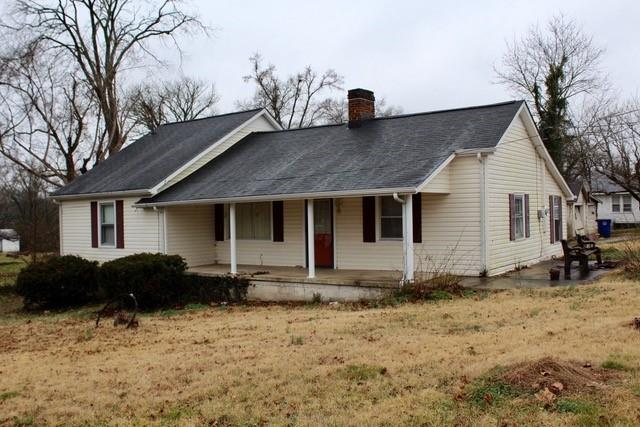 1100 S Cannon Blvd, Shelbyville, TN 37160 (MLS #1902676) :: Maples Realty and Auction Co.