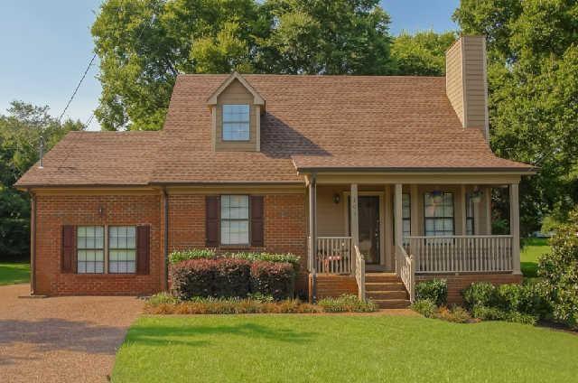 107 Rebecca Ct, Hendersonville, TN 37075 (MLS #1902919) :: The Milam Group at Fridrich & Clark Realty