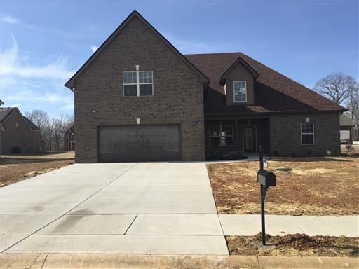 44 Bradley Bend Lot 44, Pleasant View, TN 37146 (MLS #1902990) :: CityLiving Group