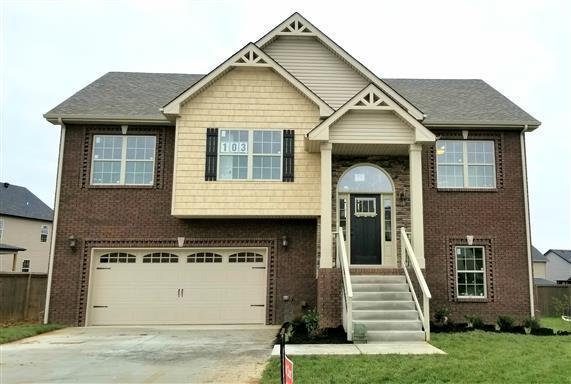 87 Locust Run, Clarksville, TN 37043 (MLS #1903086) :: DeSelms Real Estate