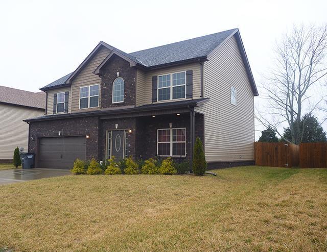 647 Sturdivant Dr, Clarksville, TN 37042 (MLS #1903202) :: Ashley Claire Real Estate - Benchmark Realty