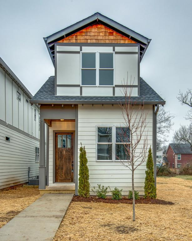 1915 B 15Th Ave N, Nashville, TN 37208 (MLS #1906240) :: NashvilleOnTheMove | Benchmark Realty