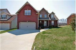 1354 Bruceton Dr, Clarksville, TN 37042 (MLS #1907047) :: Ashley Claire Real Estate - Benchmark Realty