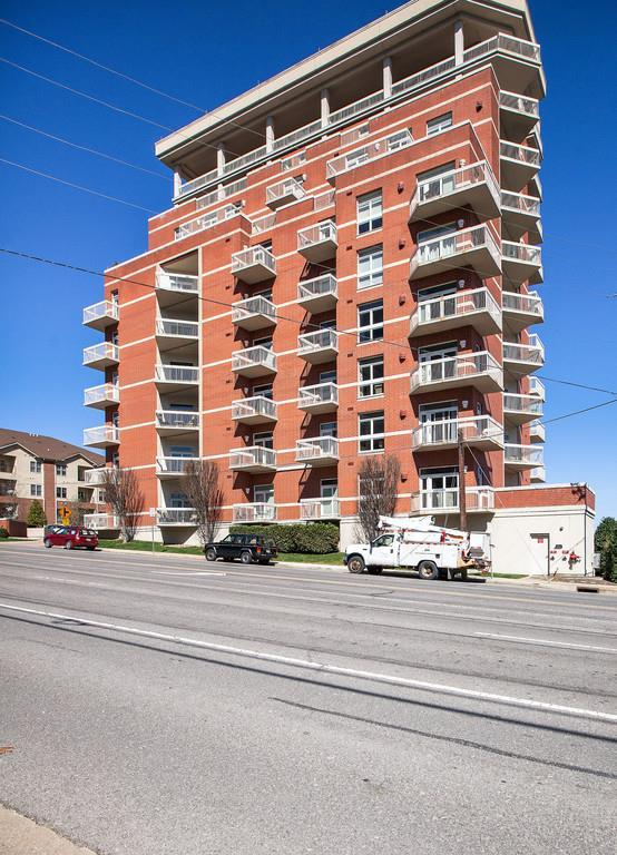 110 31St Ave N Apt 705 #705, Nashville, TN 37203 (MLS #1910133) :: The Milam Group at Fridrich & Clark Realty