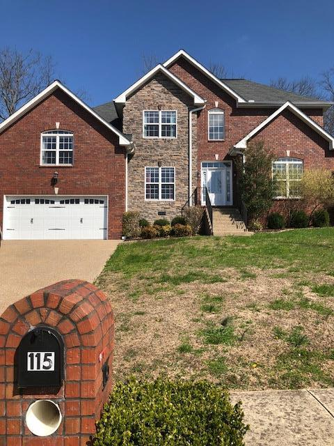 115 Abbey Rd, Lebanon, TN 37090 (MLS #1911013) :: Berkshire Hathaway HomeServices Woodmont Realty