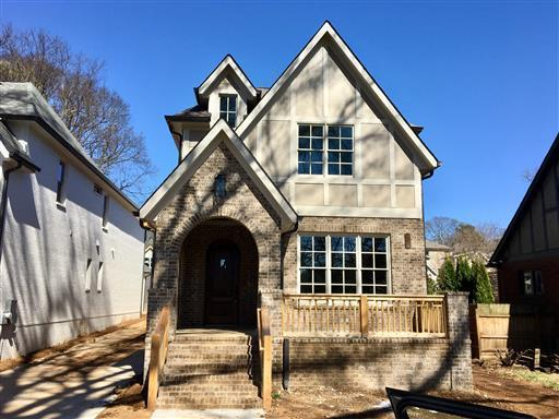 922 A Gale Ln, Nashville, TN 37204 (MLS #1911185) :: Ashley Claire Real Estate - Benchmark Realty