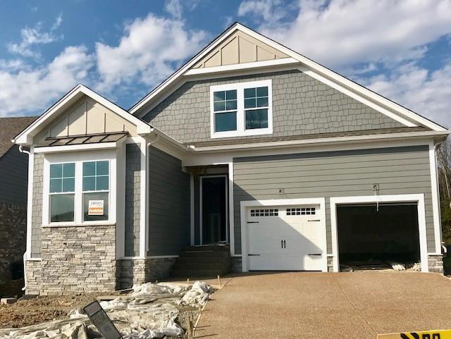 429 Edenfield Pass #31, Nolensville, TN 37135 (MLS #1911374) :: Berkshire Hathaway HomeServices Woodmont Realty