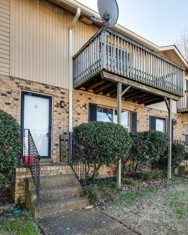 4000 Anderson Rd Apt 61, Nashville, TN 37217 (MLS #1912071) :: Exit Realty Music City
