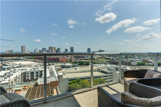 600 12Th Ave S Apt 1515, Nashville, TN 37203 (MLS #1913825) :: Living TN