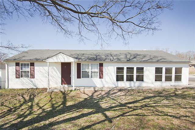 463 Circle Dr, Clarksville, TN 37043 (MLS #1915875) :: NashvilleOnTheMove | Benchmark Realty