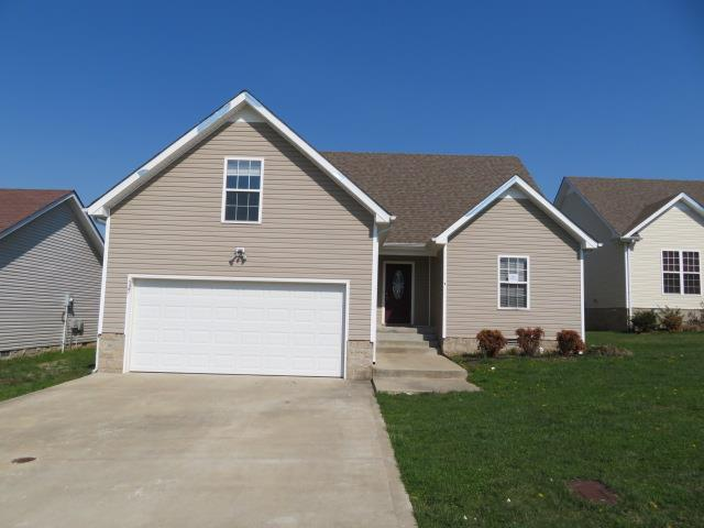 527 Fox Trot Dr, Clarksville, TN 37042 (MLS #1920661) :: CityLiving Group