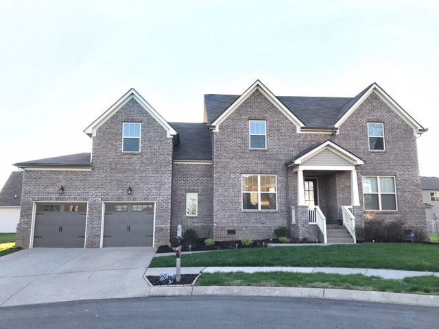 5007 Islands Ct, Spring Hill, TN 37174 (MLS #1921711) :: Exit Realty Music City