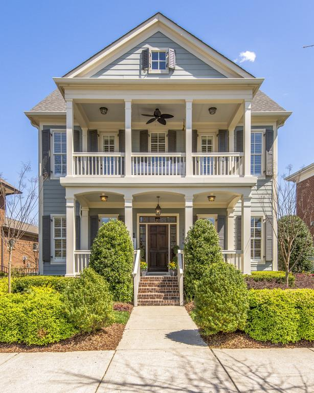 1316 Jewell Ave, Franklin, TN 37064 (MLS #1922141) :: RE/MAX Homes And Estates