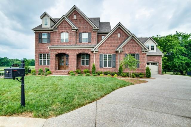 9401 Arthur Court, Brentwood, TN 37027 (MLS #1922222) :: RE/MAX Homes And Estates