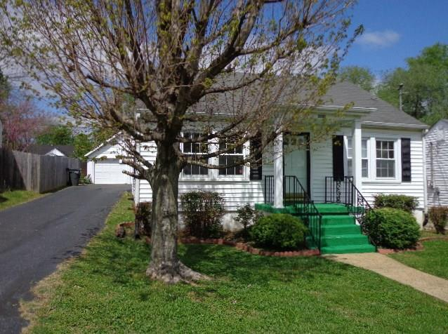2130 Thomas Ave, Columbia, TN 38401 (MLS #1922714) :: NashvilleOnTheMove | Benchmark Realty