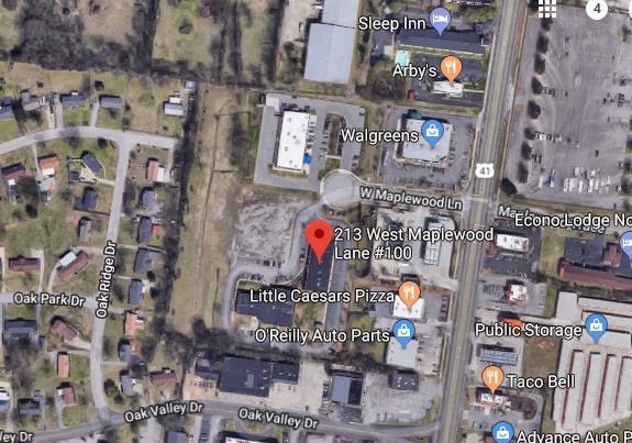 213 W Maplewood Ln, Suite 100, Nashville, TN 37207 (MLS #1923008) :: Oak Street Group
