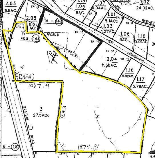 0 Bryant Station Rd, Columbia, TN 38401 (MLS #1923281) :: John Jones Real Estate LLC